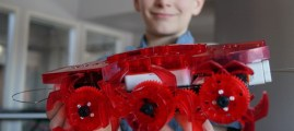 Review: Giant Hexbugs are Unique R/C Robots