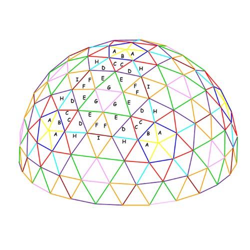 5V Dome