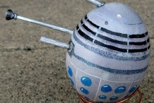 Daleks, Ninja Turtles, and More Geeky Easter Egg Creations