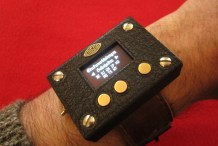 Who Needs a Smartwatch? This Enigma Machine Fits on Your Wrist