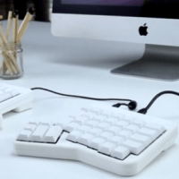 How Rapid Protoyping Helped a Startup Build a Smart Keyboard Fast