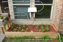 Video Walkthrough: Automatic Garden Watering and Data Logging with Arduino