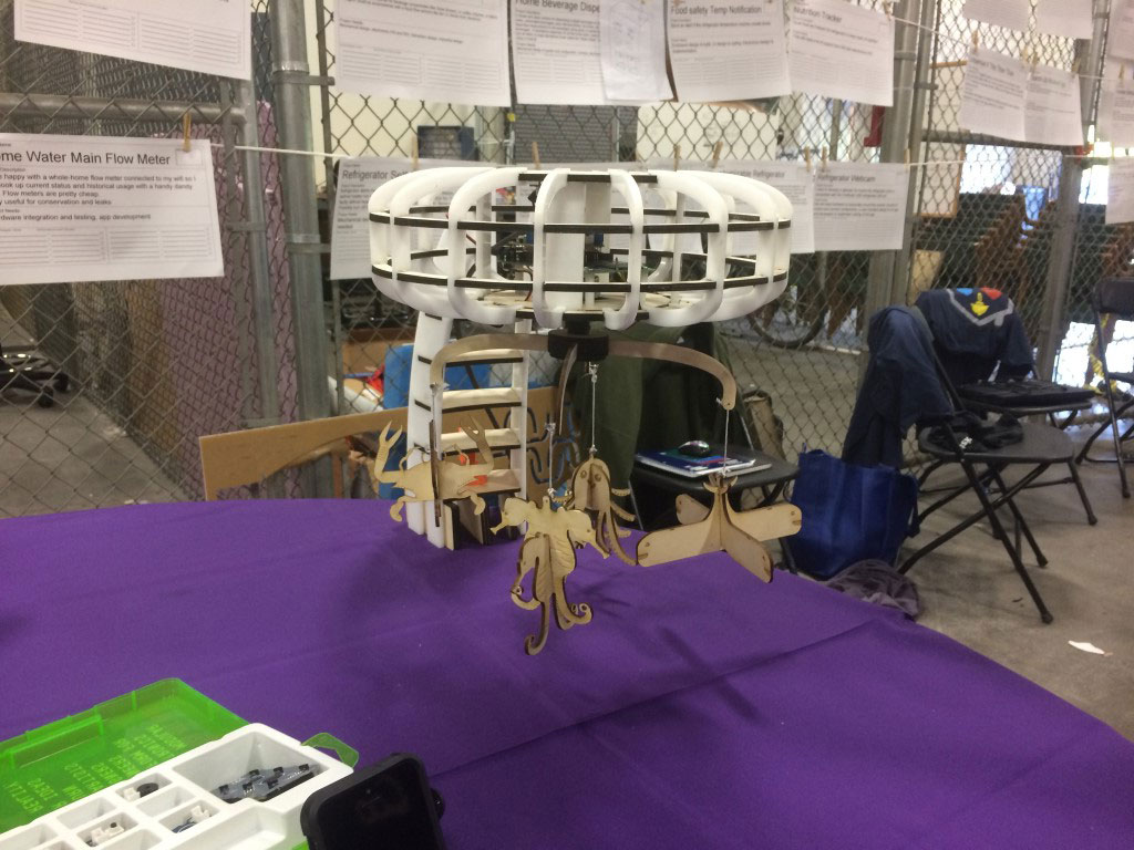 Arduino controlled coffee oven wins ge hackathon make