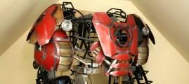Superfan Builds Life-Size Iron Man Hulkbuster Suit