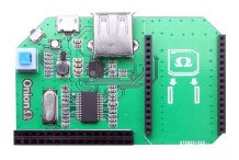 Get to Know Onion Omega, a Tiny New Dev Board