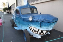 The Crazed, Inspired Vehicles of Maker Faire