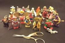 25 Years Ago I Made Dozens of Marvel Lego Characters