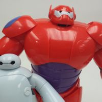 Baymax Armor-Up toy: Ripe for hacking