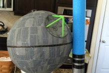 How to Make an Awesome Death Star Piñata