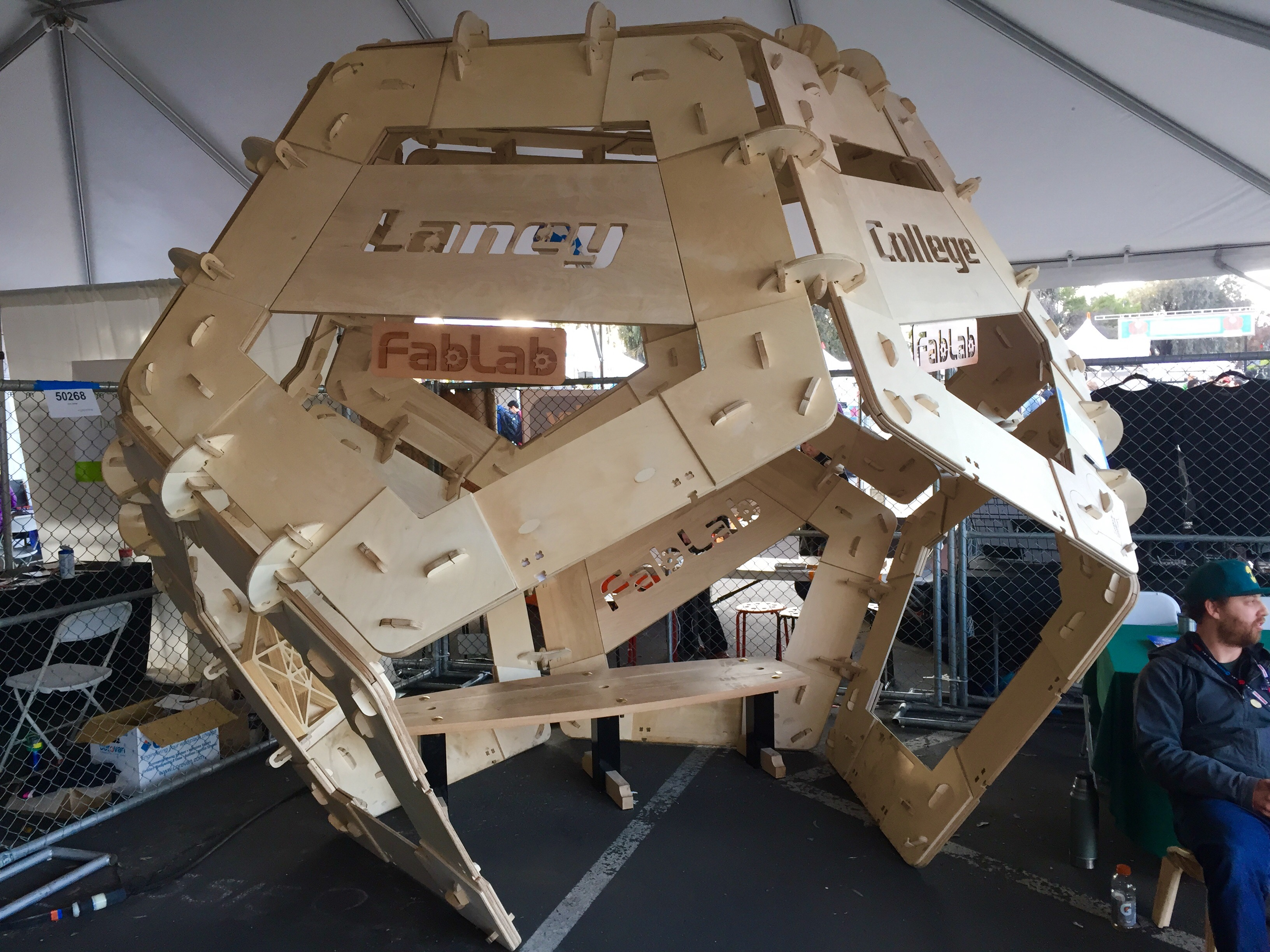 Laney FabLab Dodecahedron