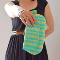 Summer Stitching: Date Night Clutch