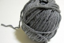 Knitting Skills: How to Wind a Center-Pull Ball of Yarn