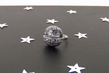 Use the Force to Make Your Own DIY Star Wars-Inspired Death Star Ring