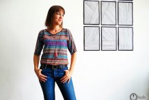 Wardrobe Basics: Sew a Super-Easy Shirt