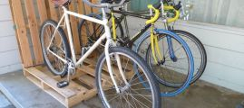 6 Bike Storage Solutions You Can Build Right Now