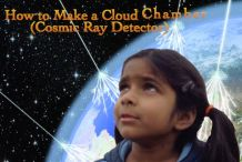 Watch a 6-Year-Old Build a Cloud Chamber to Detect Cosmic Rays