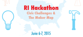 Help Make the Maker Map in Rhode Island this Weekend