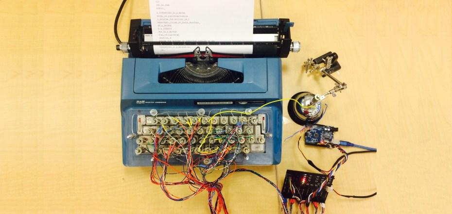 typewriter-solenoids
