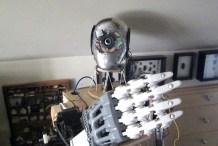 Salvius: A Humanoid Robot Born from a Junkyard