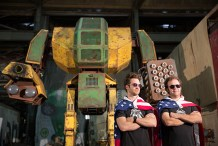 MegaBots Wants YOU (To Fund Its Kickstarter)