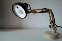 This Adorable Robotic Pixar Lamp Recognizes Your Face