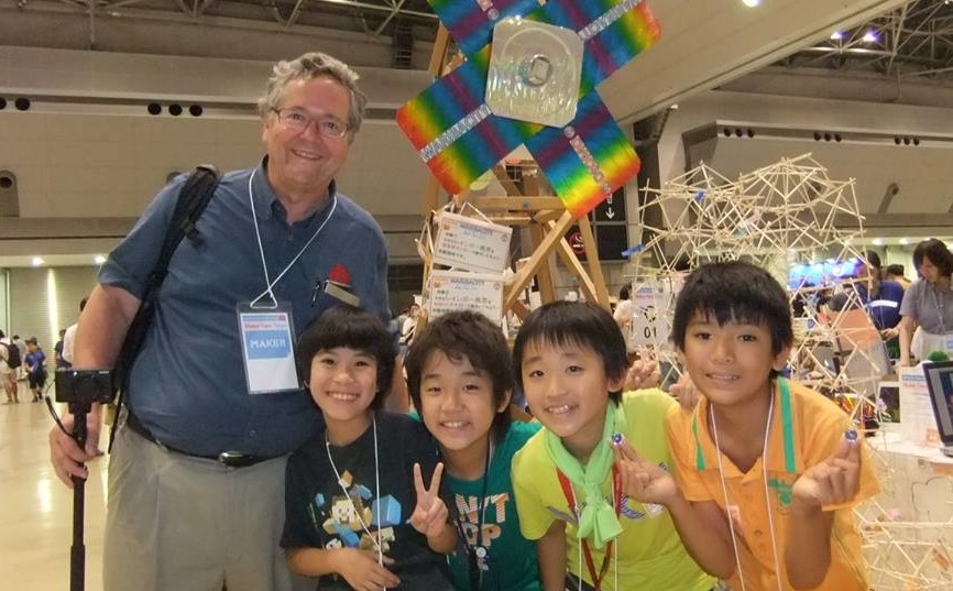Baked Breadboards, Interactive Beds, and More from Maker Faire Tokyo