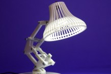 Laser Cut This Pixar-Inspired Luxo Lamp