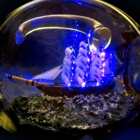 ship in a bottle light up featured image