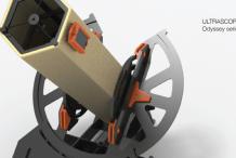 3D Printable Robotic Telescope You Can Build
