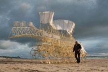 The Fascinating — and Ongoing — Evolution of the Strandbeest