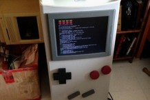 Fully Functional Game Boy Mini Fridge Is All Your Dorm Needs