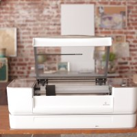 The Glowforge 3D Laser Printer