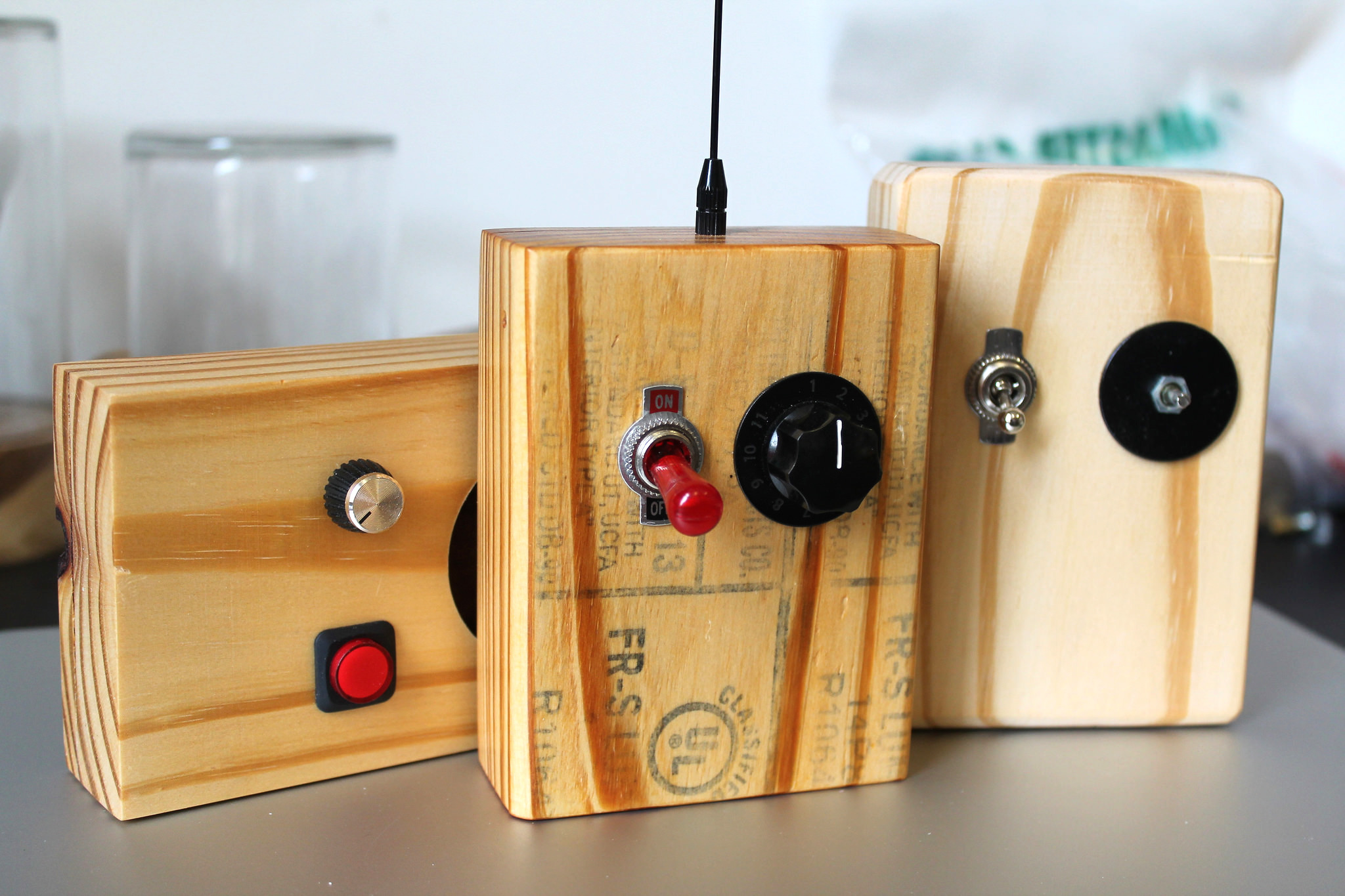 Hollow Out a 2×4 for Your Next Project Enclosure | Make: