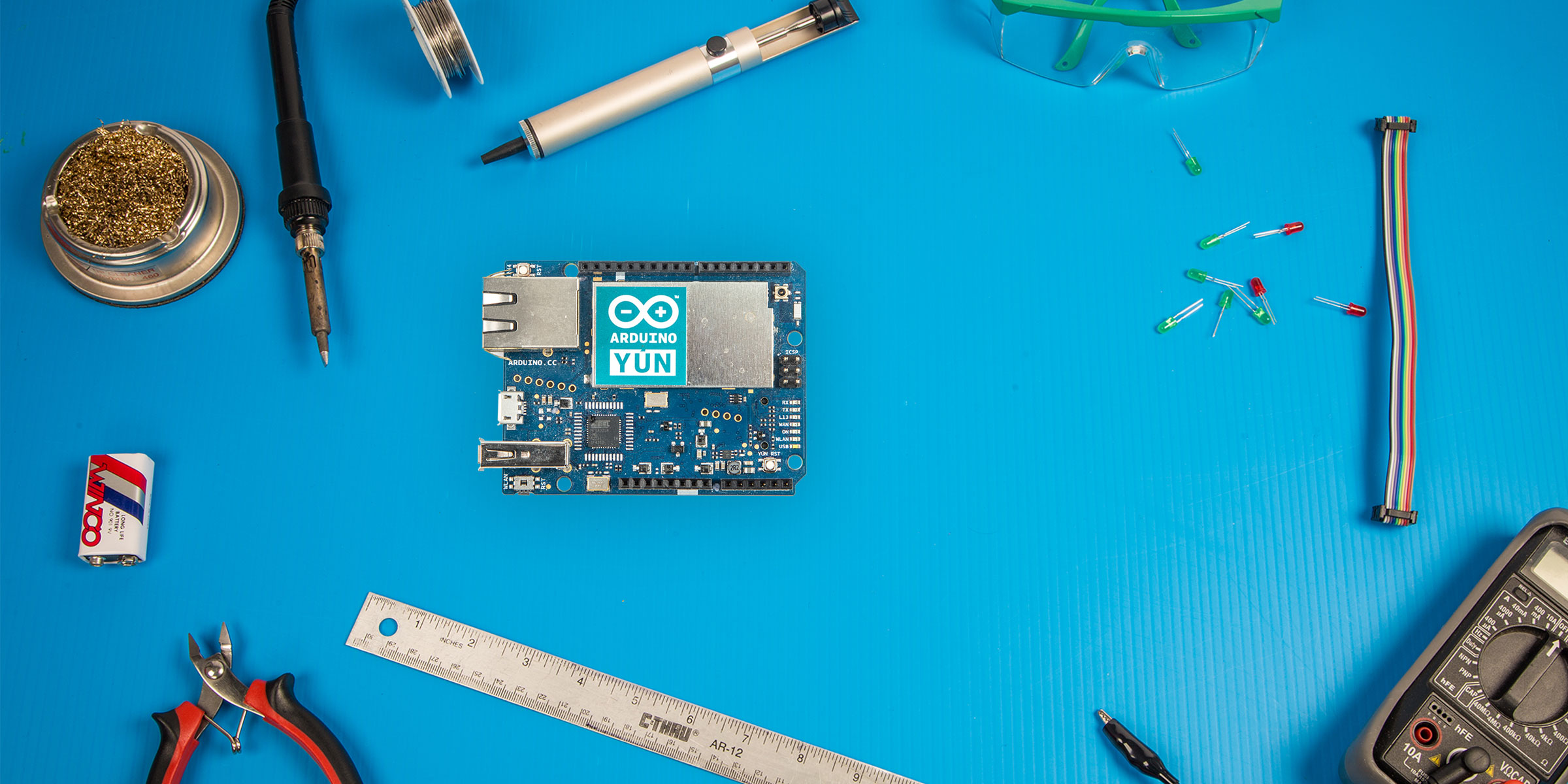 Arduino yún make diy projects and ideas for makers