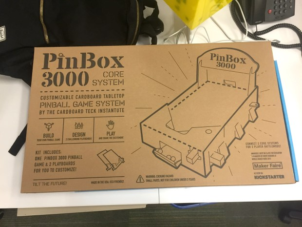 Pinbox 3000 (package)