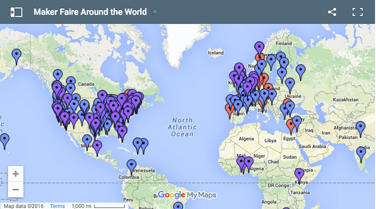 The Maker Movement Coming To A City Near You Make
