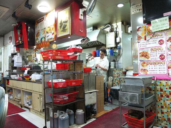 香港の飲食店