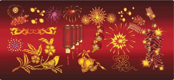 Chinese New Year.6 Official New Year Congratulations 2014