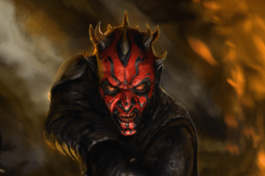 Darth Maul Comic Book Description in May 2014 Solicitation