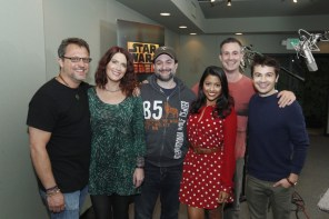 Complete audio from the Star Wars Rebels press conference!