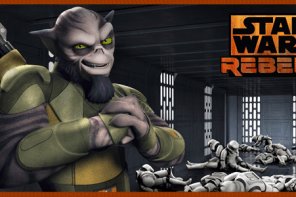 "UPDATED: Star Wars Rebels: ""Zeb"" and ""Flight"" Previews"