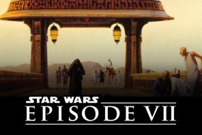 Highly Suspect Star Wars: Episode VII rumored scenes and dialog.