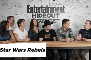 Star Wars Rebels SDCC Interview with Entertainment Weekly