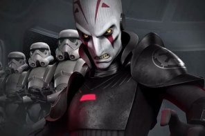 New Star Wars Rebels Extended Trailer just in time for SDCC