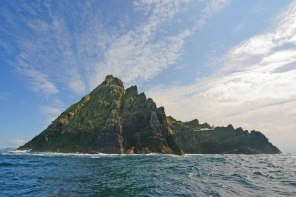 Star Wars: The Force Awakens' Location Skellig Michael: Past, Present, and Future!