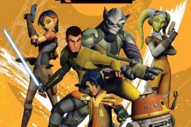 Star Wars Rebels: Rise of the Rebels by Michael Kogge