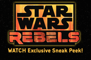 Watch a New Sneak Preview of Star Wars Rebels!