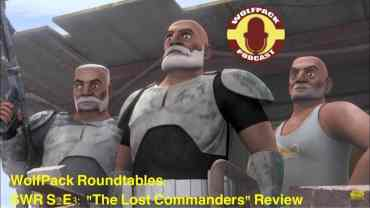 THE LOST COMMANDERS