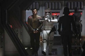 New image of Poe Dameron from Star Wars: The Force Awakens!