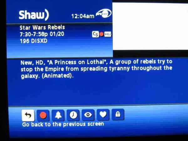 Star Wars Rebels A Princess on Lothal